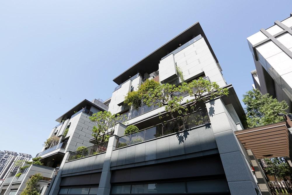 原生墅 坐擁水湳經貿園區和逢甲生活圈 12期優質別墅