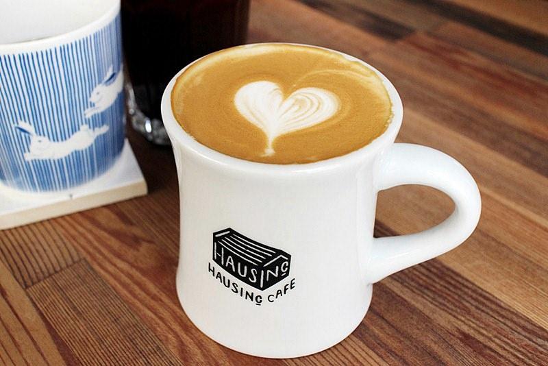 科博館咖啡館  HAUSINC CAFE 有型有好音樂的咖啡輕食店