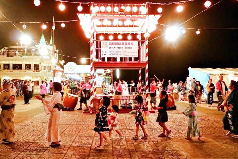 日本北海道 | 洞爺湖溫泉祭和望羊蹄庭園餐廳開業70年